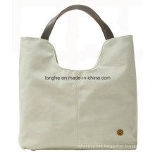 Simplicity Fashion Canvas Ladies Handbag (ZXS0024)