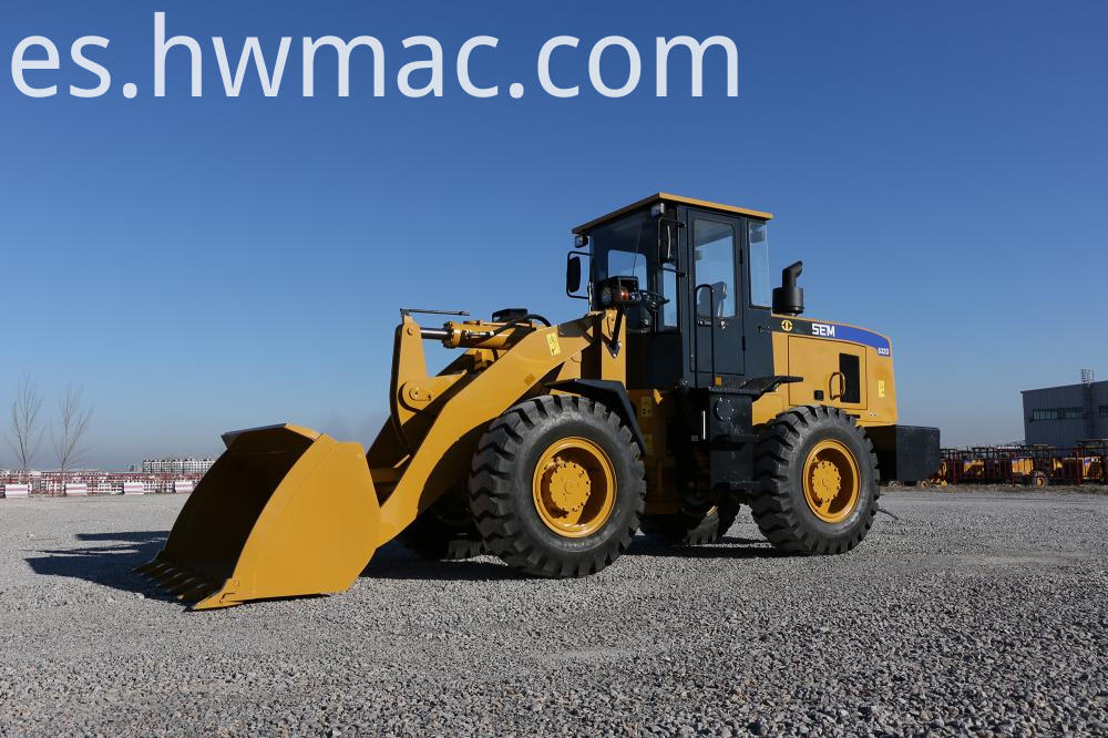 SEM632D Wheel Loader With Low Price