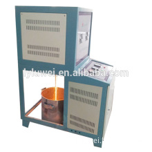 KSS-1600 High Temperature Electric Resistance Small Glass Melting Furnace with Capacity of 5 Liters
