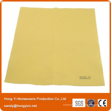 Gelbe Farbe Made in Germany Stil Nadel gelocht Vliesstoff Reinigungstuch