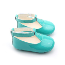 Sapatos Bar Verde Sole Soft Baby T Bar