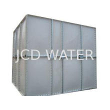 Large Industrial Sectional Water Storage Tanks , GRP Sectio