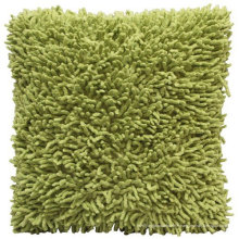 shaggy chenille coussin Coussin Comfort Coussin