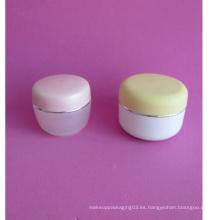 25ml 45ml frasco cosmético de los PP con el encierro