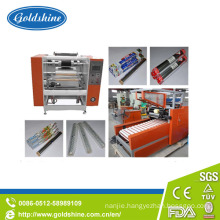 Top Semi-Automatic Aluminum Foil Roll Making Machine