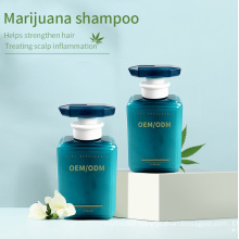 Bulk Sulfate Free Herbal Natural Private Label Hemp Cbd Shampoo and Conditioner Set for Hair