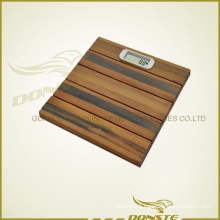 Wooden Colorful Weight Scale for Hotel