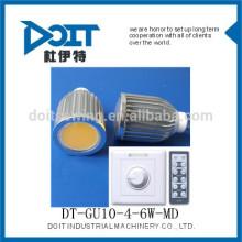 ÉCLAIRAGE LUMIÈRE SPOT DIMMABLE LED DT-GU10-4-6W-MD