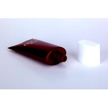 Moda plástico tubos cosméticos serigrafía para crema de manos