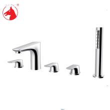 Mezclador de baño y ducha pilar de calidad superior ampliamente utilizado