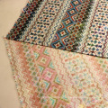 Printing Coated Cotton Elastic Spandex Fabric