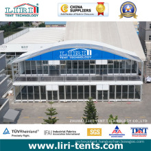 Dome Shape Two Story Tent: