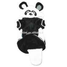 Accesorios de ropa para mascotas abrigo de panda de invierno para mascotas