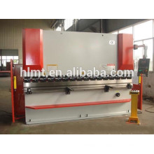 wc67y series sheet bending machine , cnc hydraulic press brake for sale