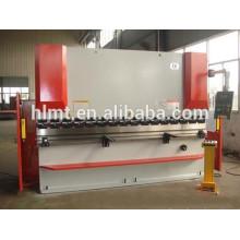 Wc67y série folha dobrar máquina, cnc prensa hidráulica freio à venda