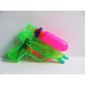 Plastic Summer Transparent Water Gun Toys
