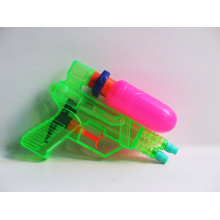 Plastic Summer Transparent Water Gun Toys