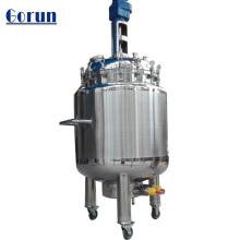 Behälter aus rostfreiem Edelstahl 316L für Lebensmittel / Lagertank