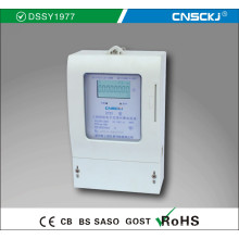 IC Card Display LCD Smart Electric / Energy / Current Meter