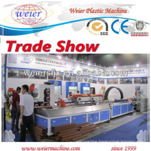 WPC PE PVC deck/flooring/fence making machine