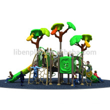 Kids Favorite Hot Sale Attractive Used Playground Equipment