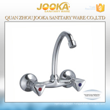 Hot selling chorme 2 holes basin mixer taps