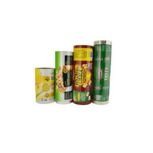 Dry Food Roll Film Packaging
