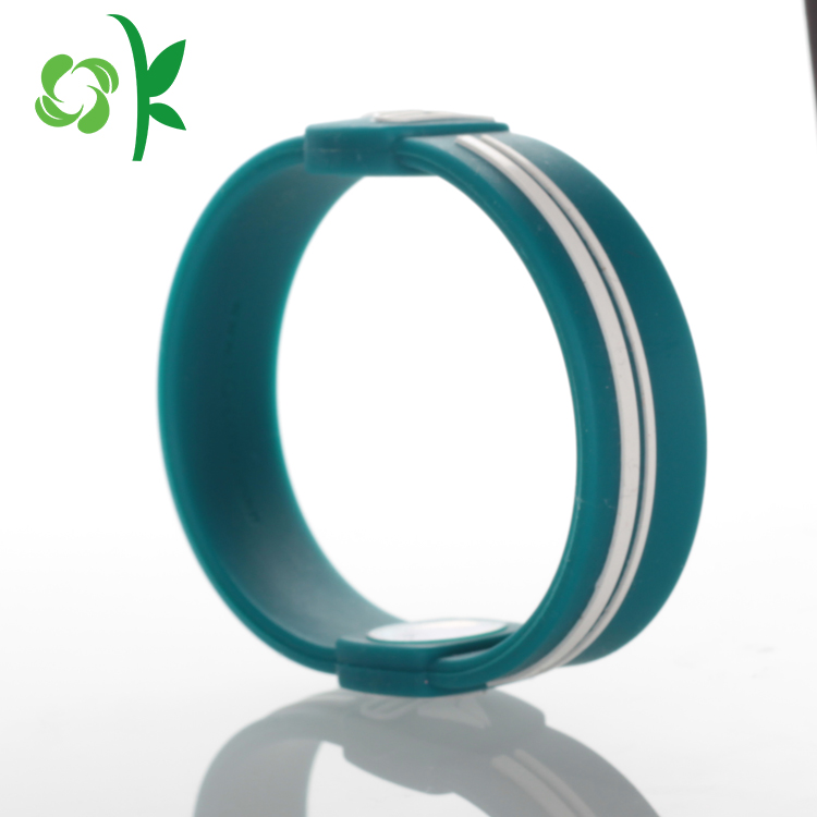 Personalized Silicone Bracelets