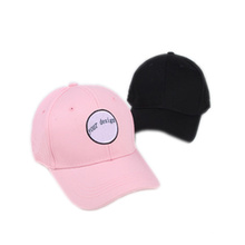 Top Quality Custom 6 Panel Unstructured Baseball Cap