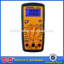 Мультиметр DT321C с температурой популярных подсветки