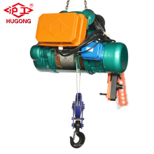 Crane Installed Used Construction Hoist/electric wire rope hoist for shipping countries