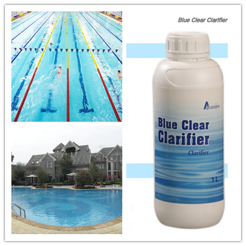 Swimming Pool & Spa Clarfier Chemicals