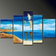 Pintura a óleo Seascape