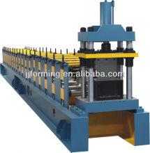 aluminum water gutter roll forming machine/ water gutter roll forming machine