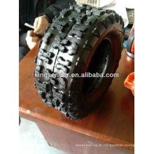 pneu de carrinho 4.10 / 3.50-4