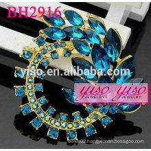 beautiful rhinestone fashion brooches