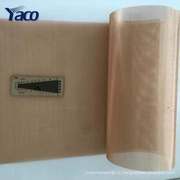 EMI экранирование ткани, медная ячеистая сеть, медная сетка, медная окно