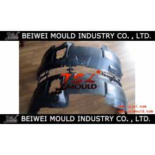 Moulage de doublure d'amortisseur des véhicules à moteur en plastique adapté aux besoins du client par injection