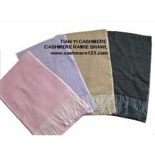 Mantón de rafia de cachemira, 4 estaciones de uso