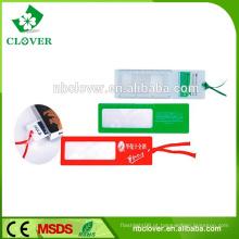 Ampliador amigável do bookmark do PVC do E-co para ler o jornal