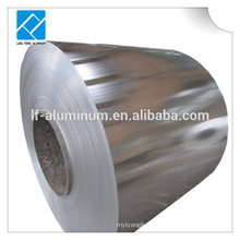 Fabricación de bobina recubierta de aluminio