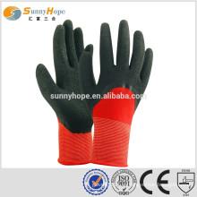 13 Калибровочные трикотажные нейлоновые перчатки