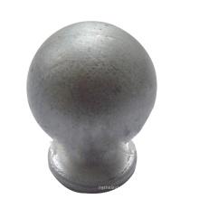 Wholesale aluminum sand casting easily Assembled cast fence aluminum post cap foundry for sale