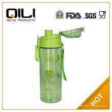 BPA freie transparente Kunststoff-Flaschen