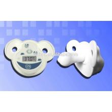 Termómetro de chupete digital clínico en china
