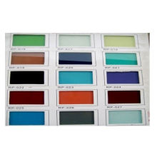 3mm-6mm Flashing Painted Glass Panels , Tempered Glass Table Top , Heat-resistant