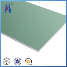 Panneau de panneau composite en aluminium haute qualité imperméable à l'eau