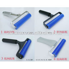 (HOT)blue cleanroom silicon sticky roller(in stock)