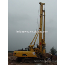 Foundation Widely Used Piling Machine Crawler Rotary Drilling Rig