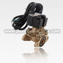 MSF-20F 25F Casting Double Flow Solenoid Valve(Flange)